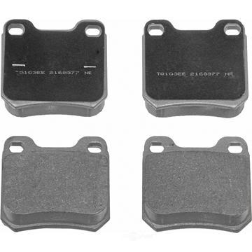 Bild von Bremsklotzsatz Semi Metallic